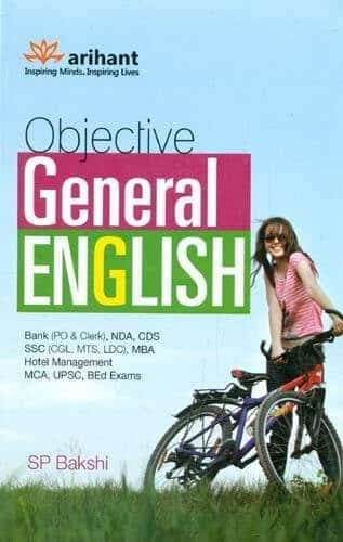 Objective General English by S P Bakshi Book PDF
