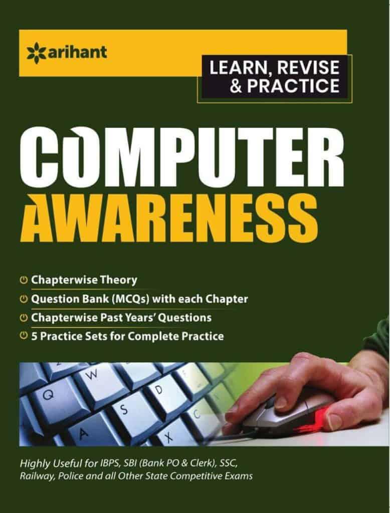 Computer Awareness by Arihant PDF Download