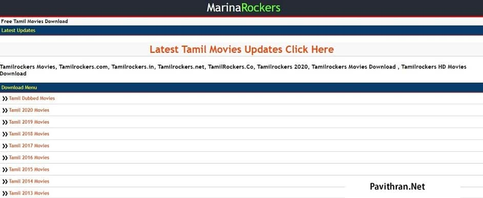 2017 Tamil Movies Download Hd In Tamil Rockers Marinarockers Website 2020 Download Latest Tamil Mobile Movies