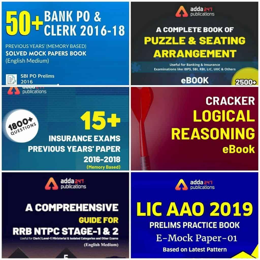 Download Bankersadda Books|Adda 247 e-Books PDF|Buy Now