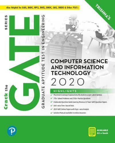 GATE Computer Science Book 2020