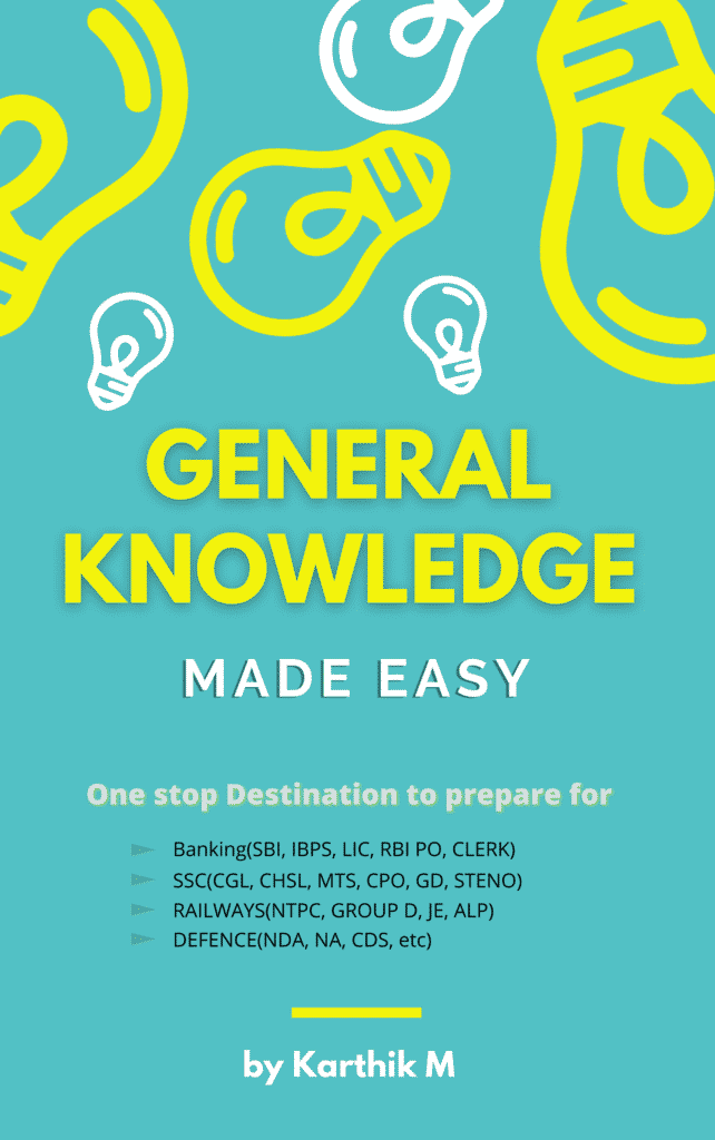 General Knowledge Made Easy Book