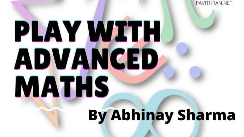 Play with Advanced Maths by Abhinay Sharma Book PDF