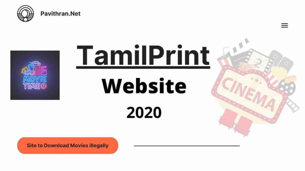 Tamilprint cc Website 2020