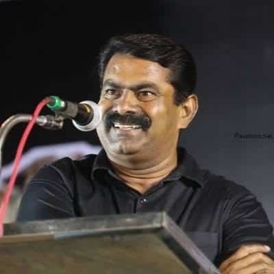 Director turned Politician Seeman HD Photos, Images & Pictures