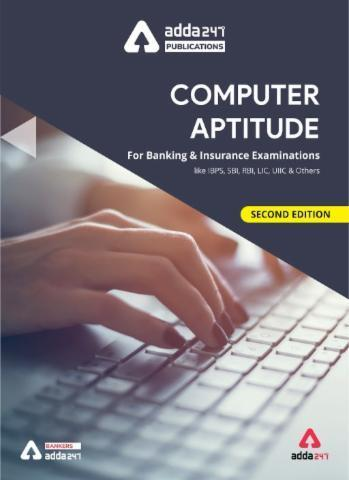 Computer Aptitude Book in PDF Download for Banking Exams