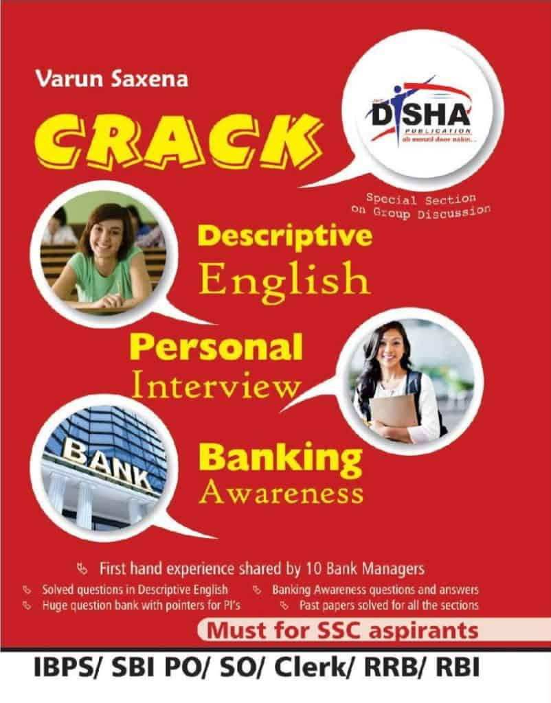 Descriptive English by Disha PDF Download