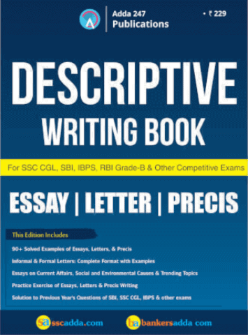 Updated Essay Writing Books PDF for Competitive Exams