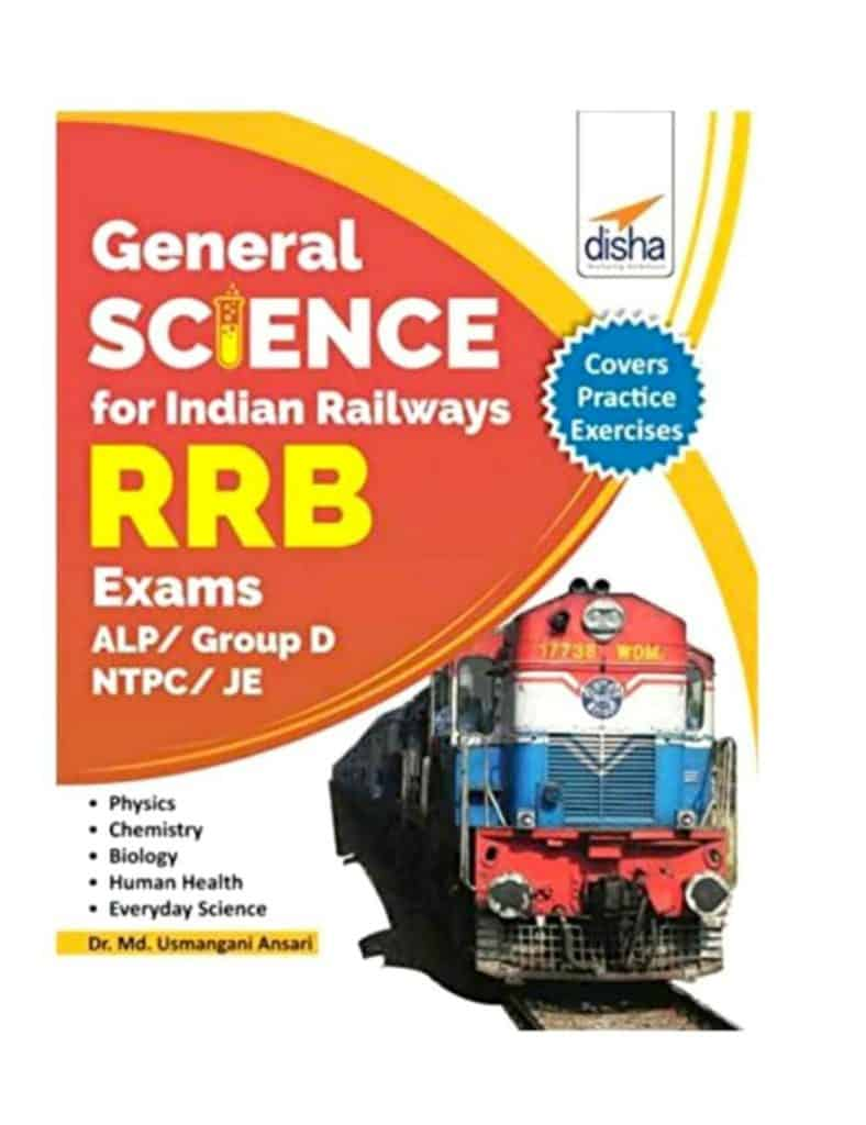 General Science for RRB Exams ALP, Group-D, NTPC, JE PDF Download