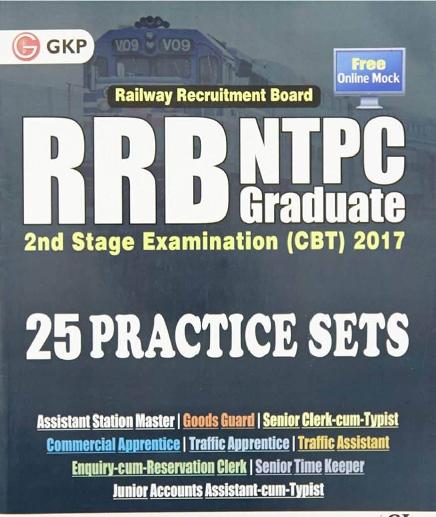 RRB NTPC 25 Practice Sets PDF Download