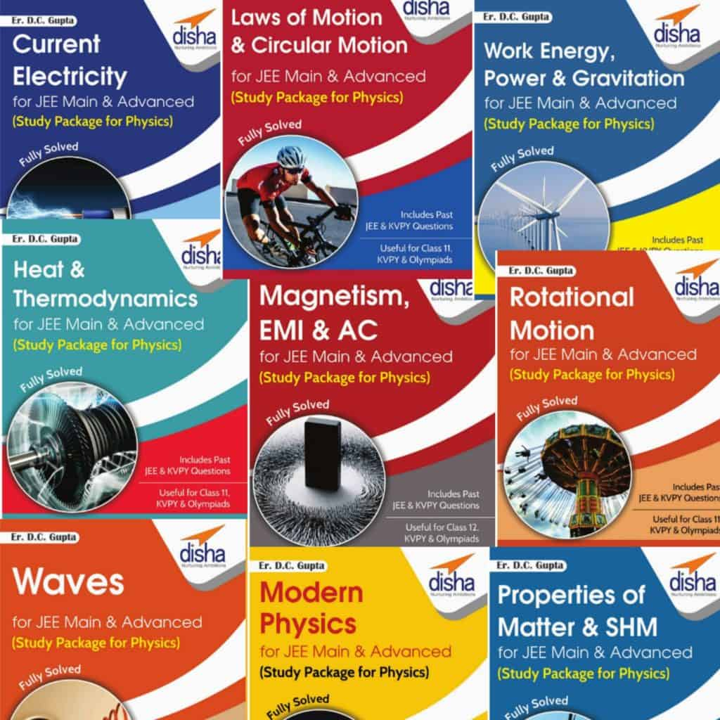Study of Packages Physics for JEE Mains & Advanced Book PDF Download for Free