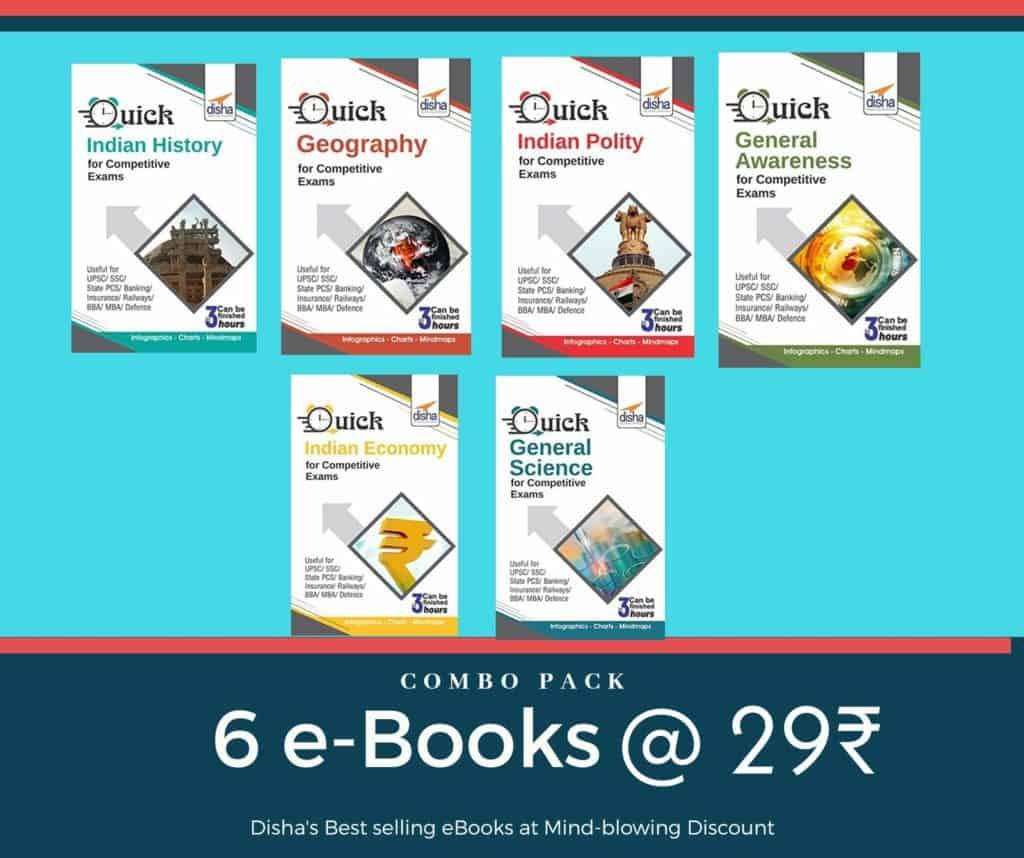 Disha Quick Revision 6-eBooks Buy