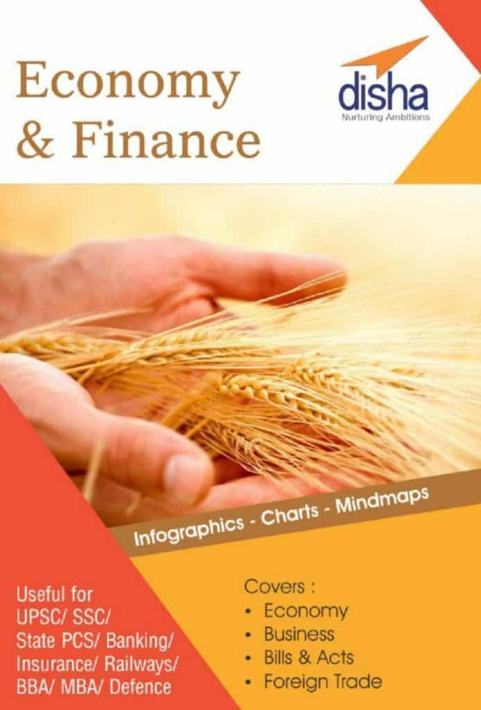Economy & Finance Book by Disha Pdf