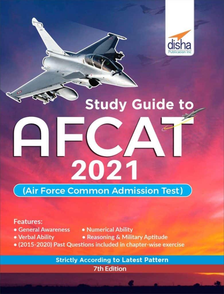 Disha Study Guide to AFCAT 2021 PDF