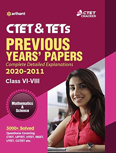 CTET & TET Previous Year Papers 2011-2020 PDF
