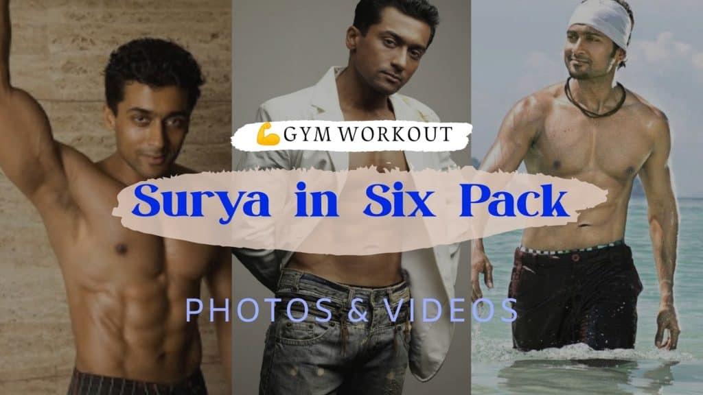 Surya Six Pack Photos