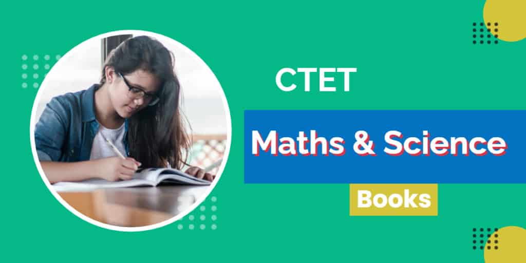 CTET Maths and Science Book PDF
