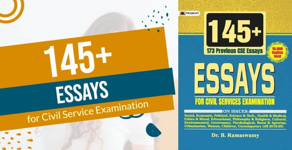 145+ Essays for Civil Service Exam PDF