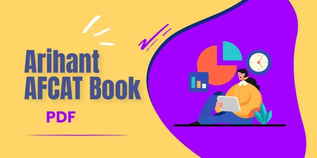 Arihant AFCAT Book PDF Download