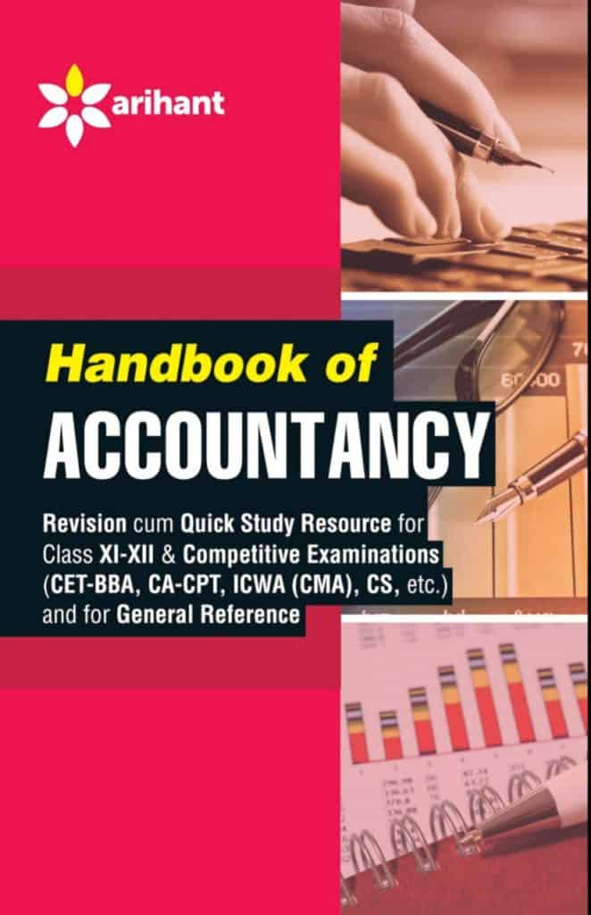 Arihant Handbook of Accountancy PDF