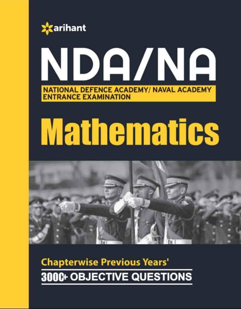 Arihant NDA, NA Mathematics Book PDF