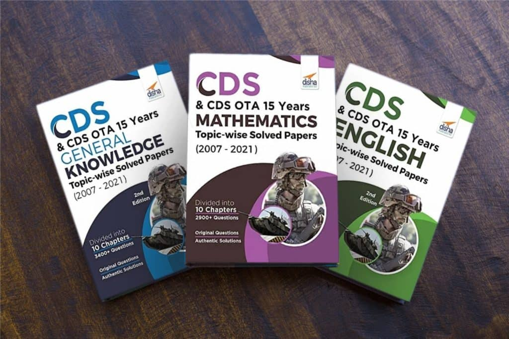 Disha CDS Topic-wise Solved Papers Pdf
