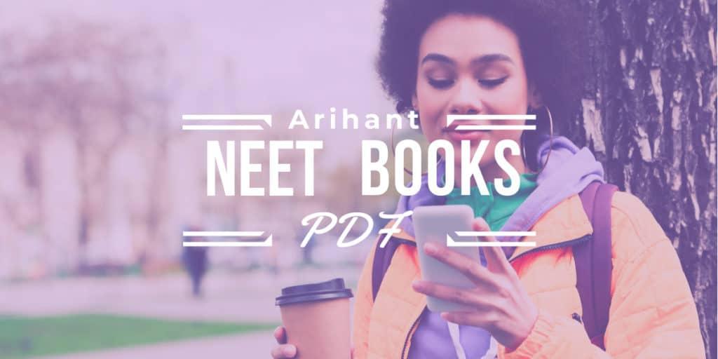 Arihant NEET Books PDF